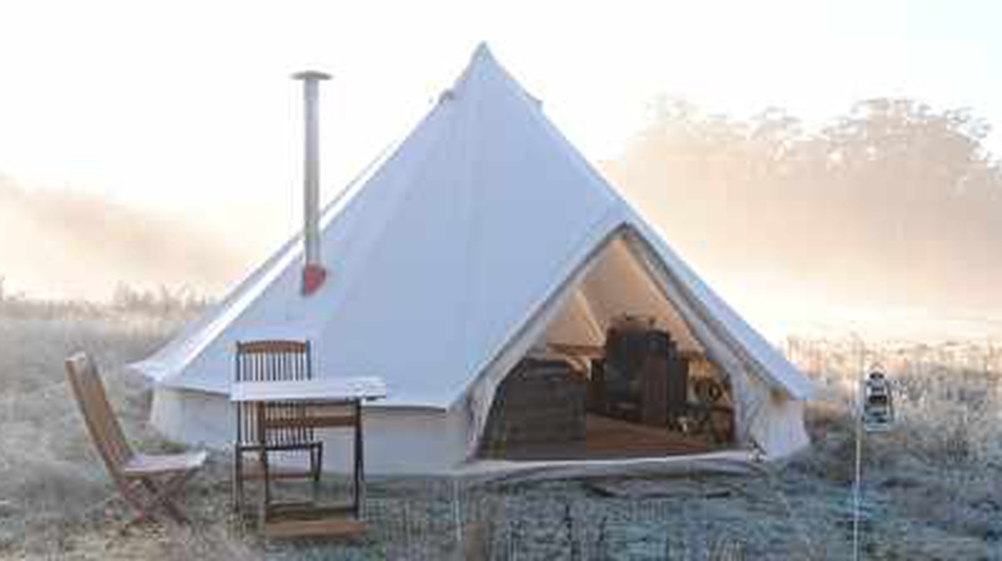 Australia's Top Places For Glamping