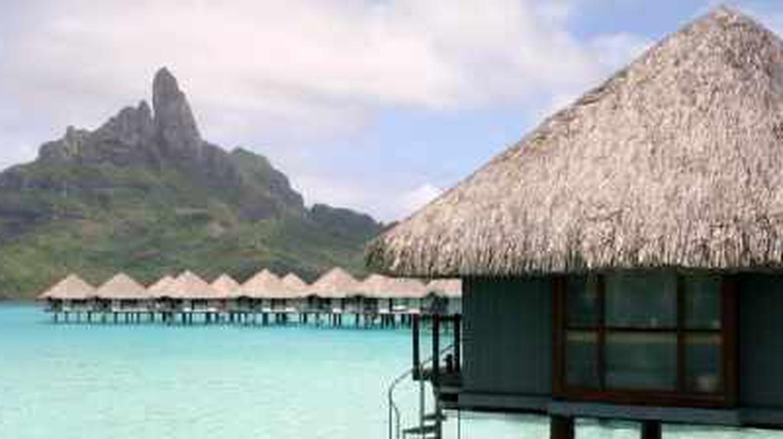 Bora Bora, French Polynesia | © Benoit Mahe/Flickr
