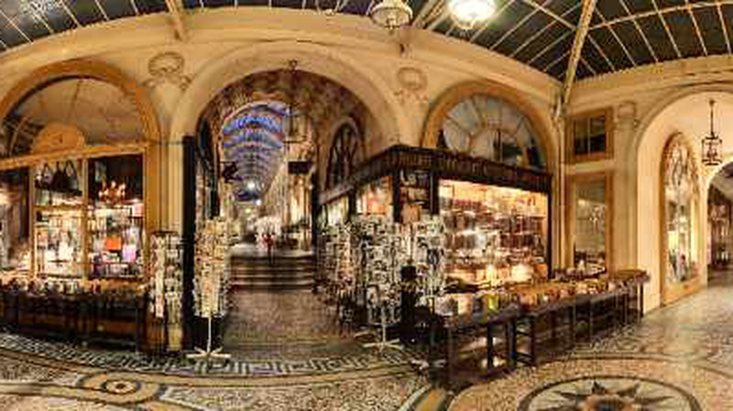The Most Charming Covered Passages In Paris