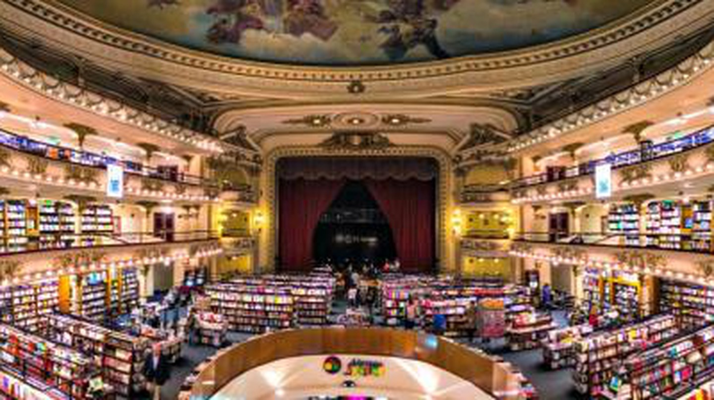 El Ateneo Grand Splendid | © Niels Mickers / Flickr