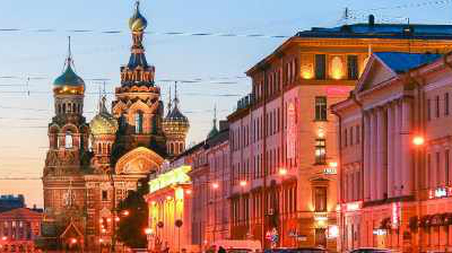 Where To Eat In St. Petersburg, Russia