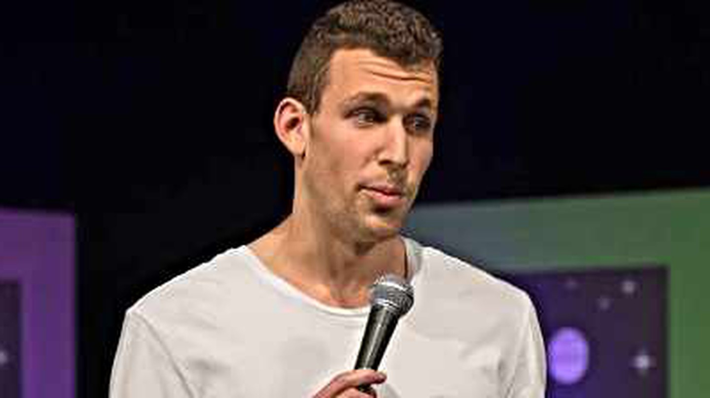A Look At Rising Comedy Star Michael Shafar's Journey
