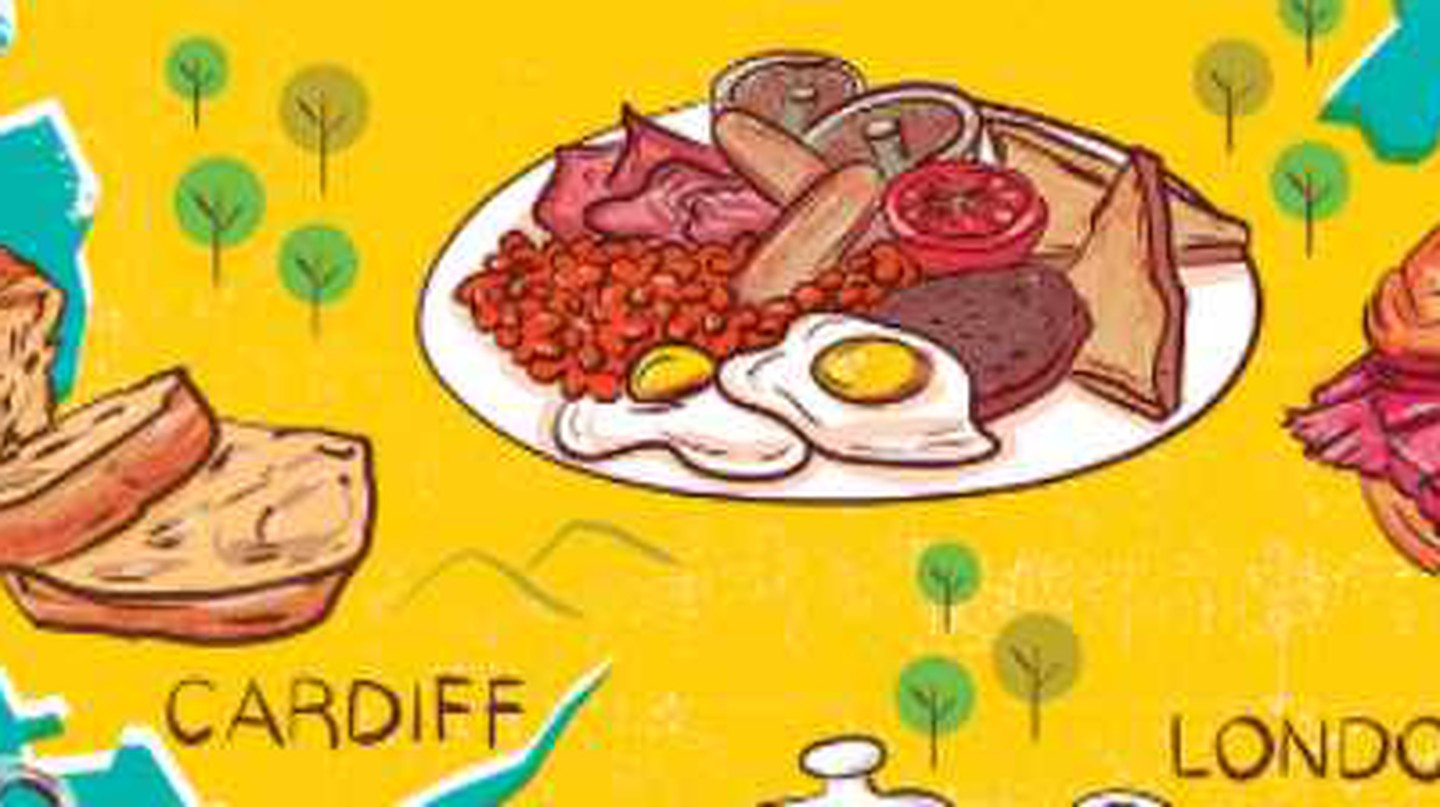 The Top 10 Foods You Have To Try In The United Kingdom