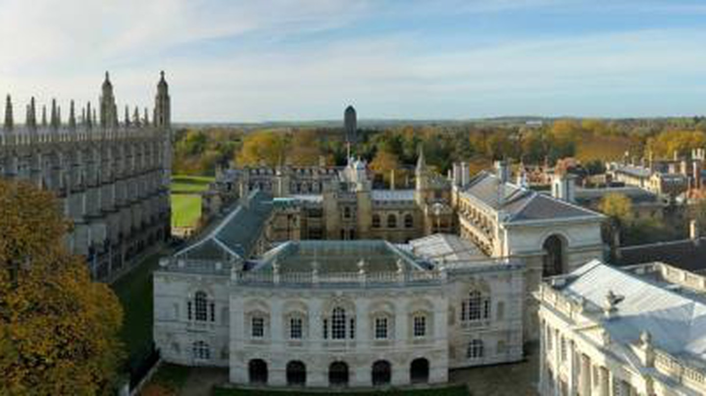 A Literary Tour of Cambridge