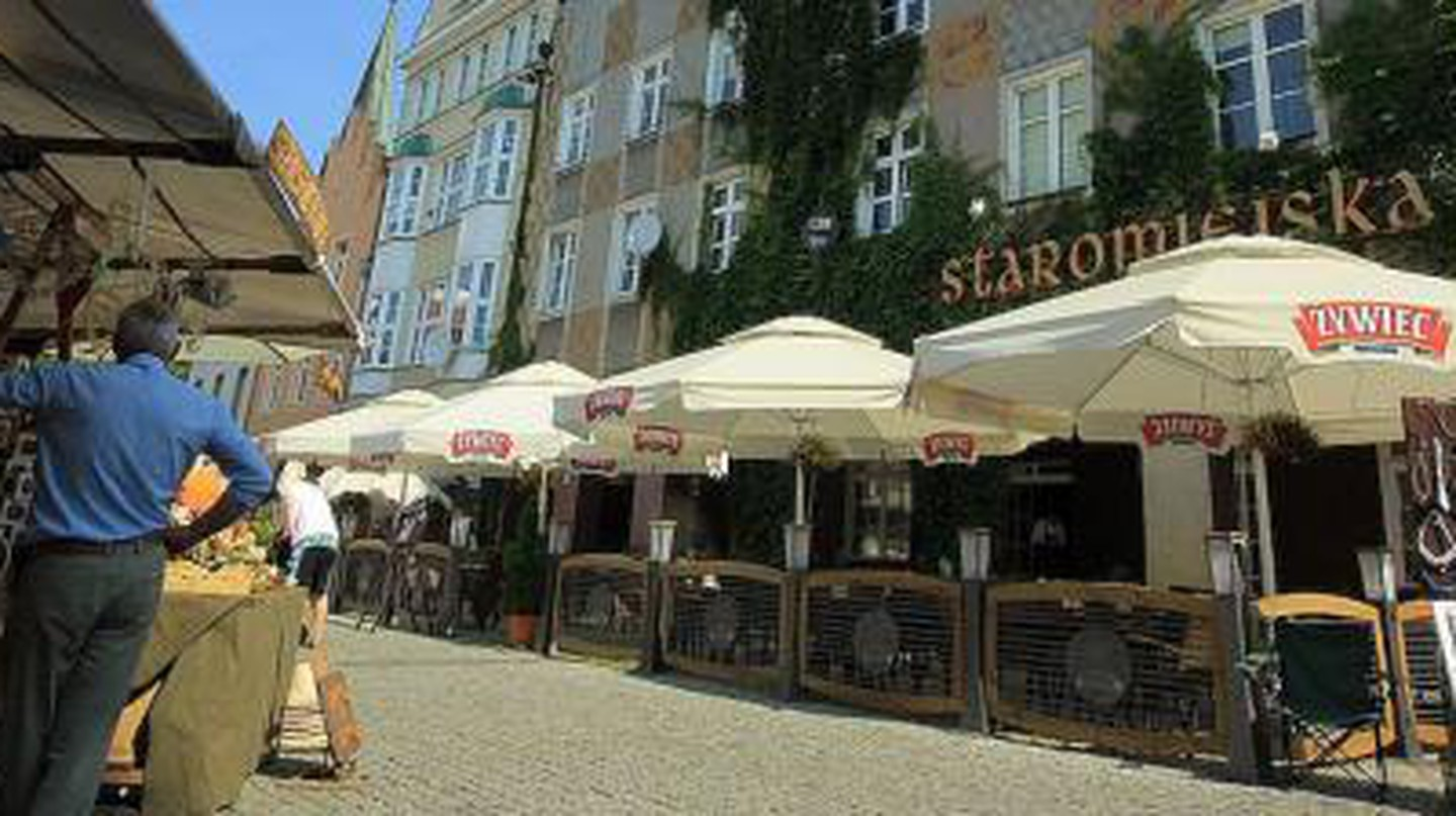 The Best Bars In Old Town Olsztyn, Poland