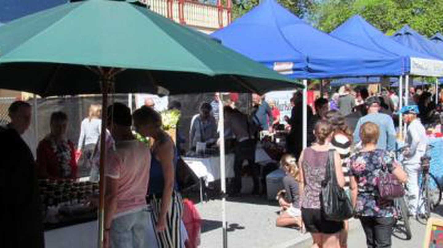 The Best Markets In Christchurch, New Zealand