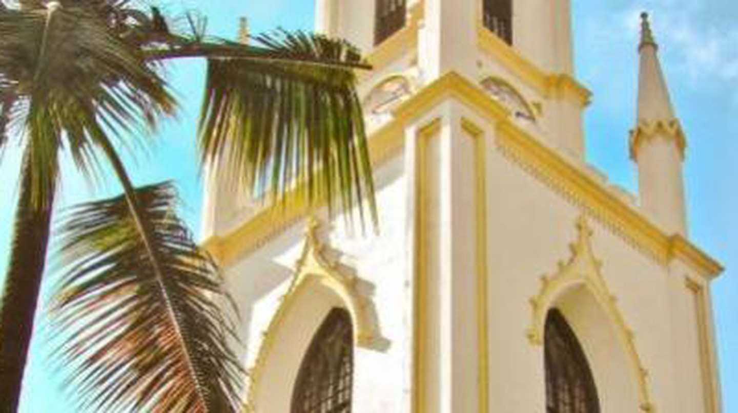 St. Thomas Cathedral: Putting The Church In 'Churchgate'
