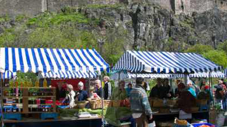 The Best Markets in Edinburgh