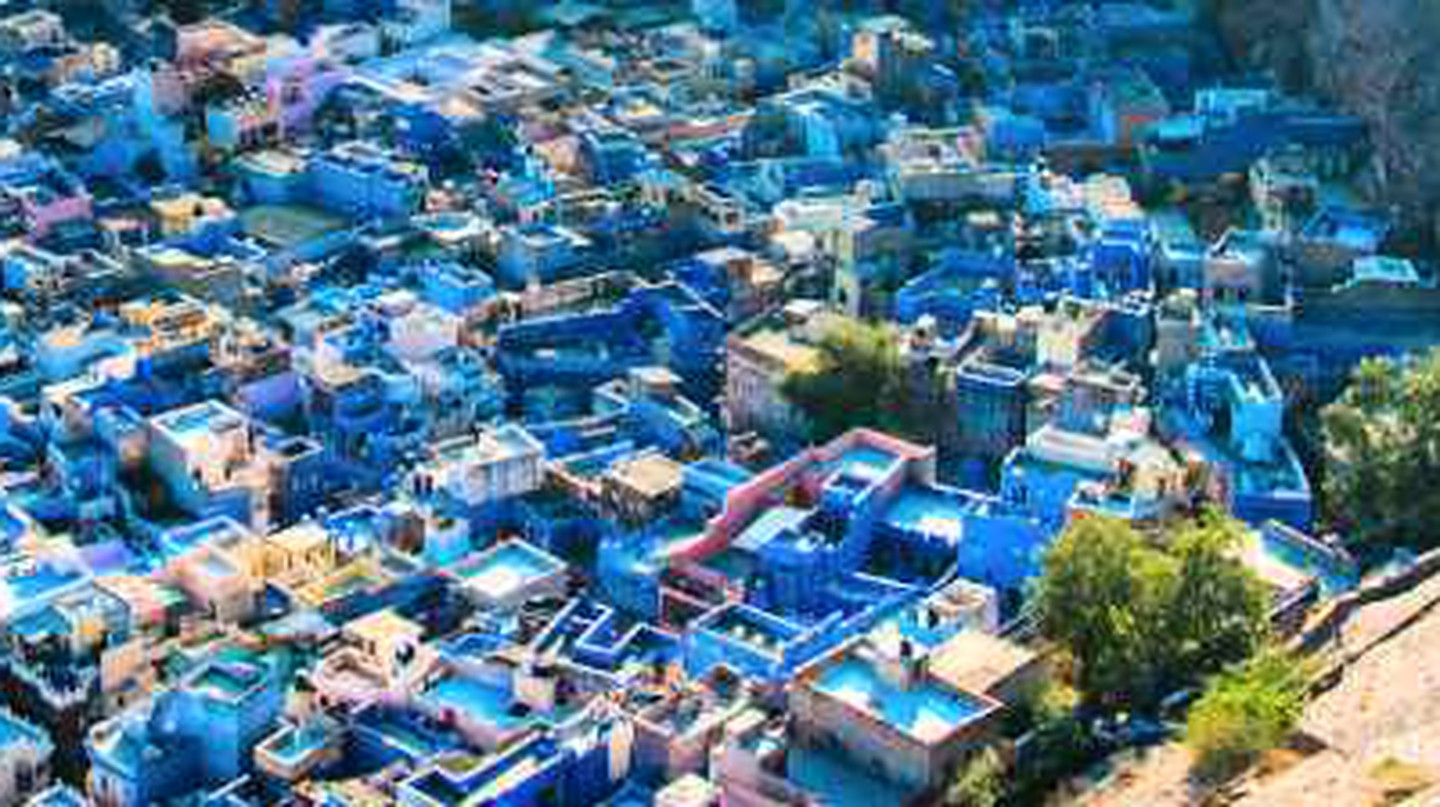 The Blue City Of Jodhpur | A Mélange Of Colors