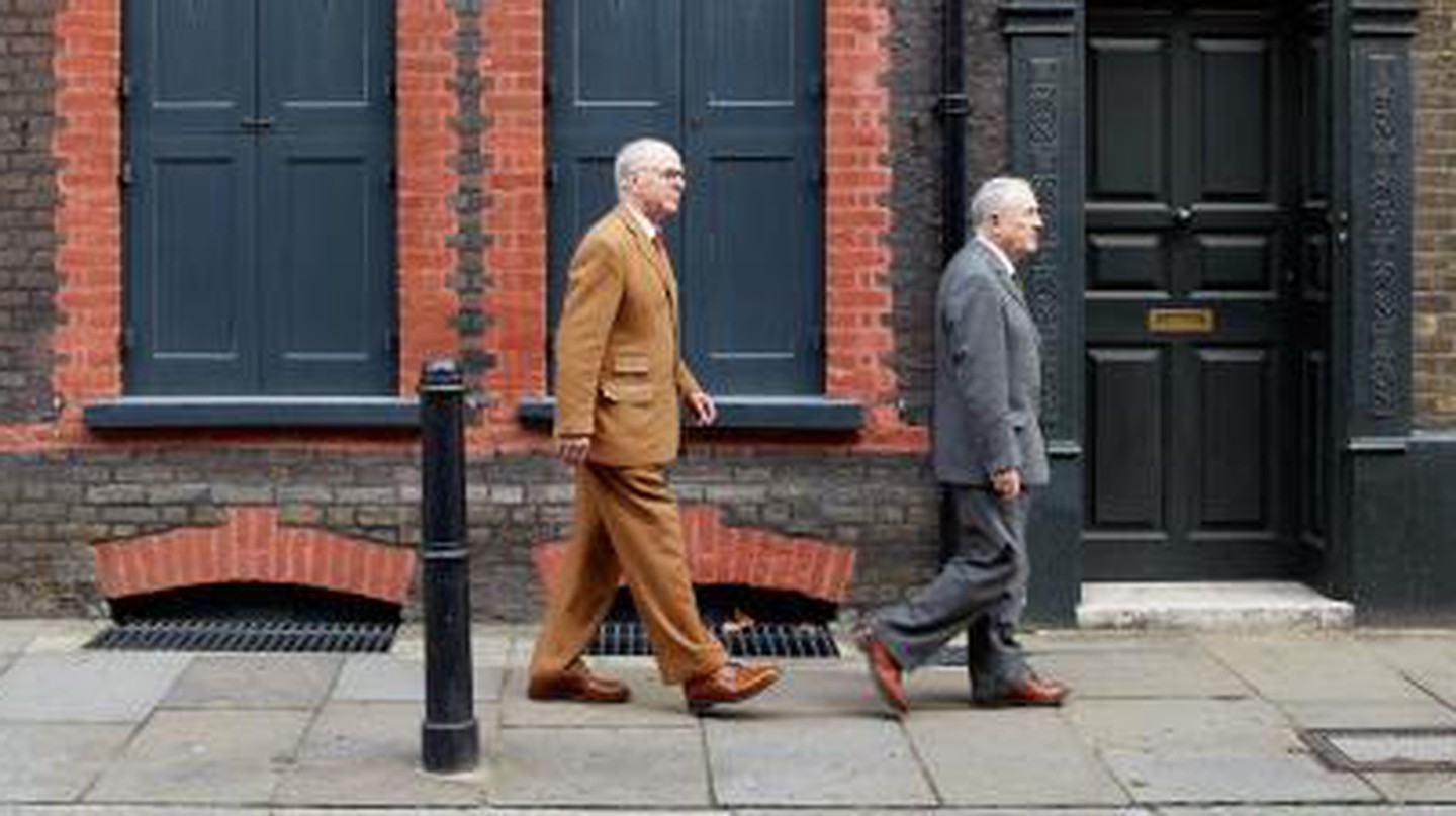In Conversation With Contemporary Artists Gilbert & George