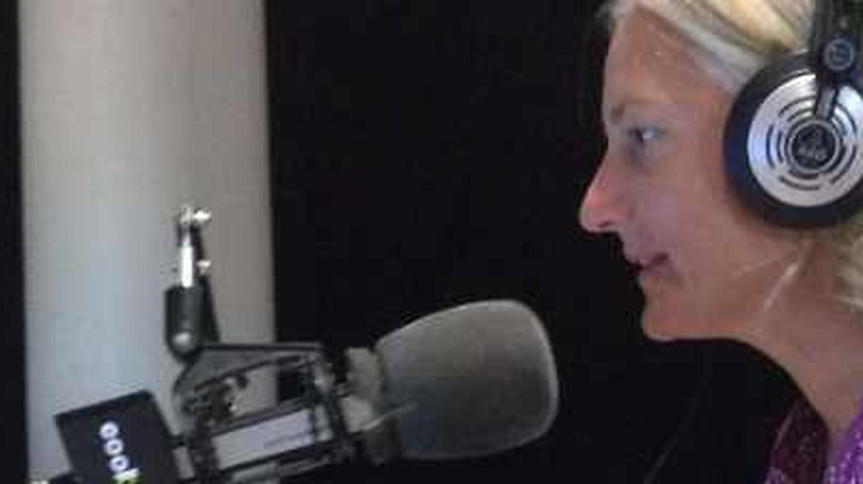 Meet The Host Of English Radio In Barcelona, Katrina Logie