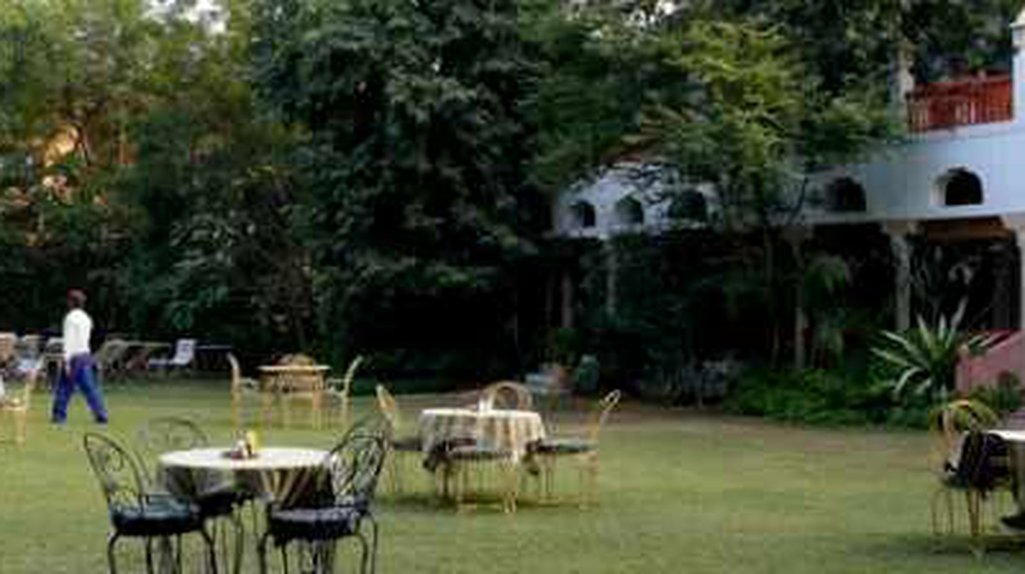 The Best Al Fresco Restaurants In Delhi
