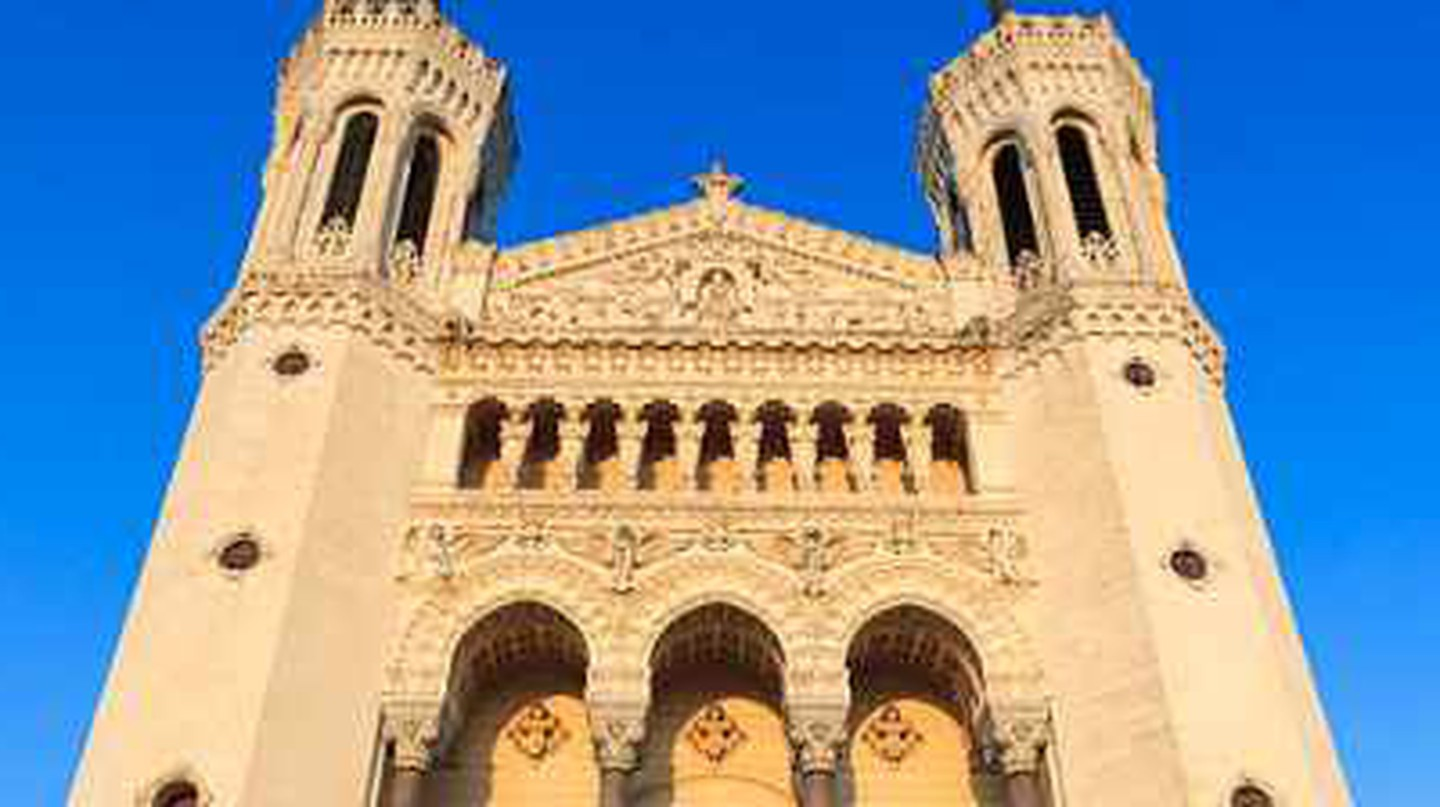 Churches To Visit In Lyon, France