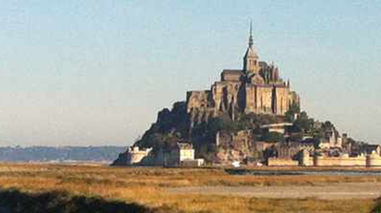 A Stunning New Development At Mont Saint-Michel