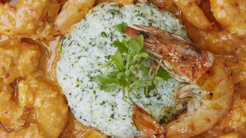 Chef Luiz Hara Shares Moqueca De Camarão And Coriander Rice Donburi Recipe