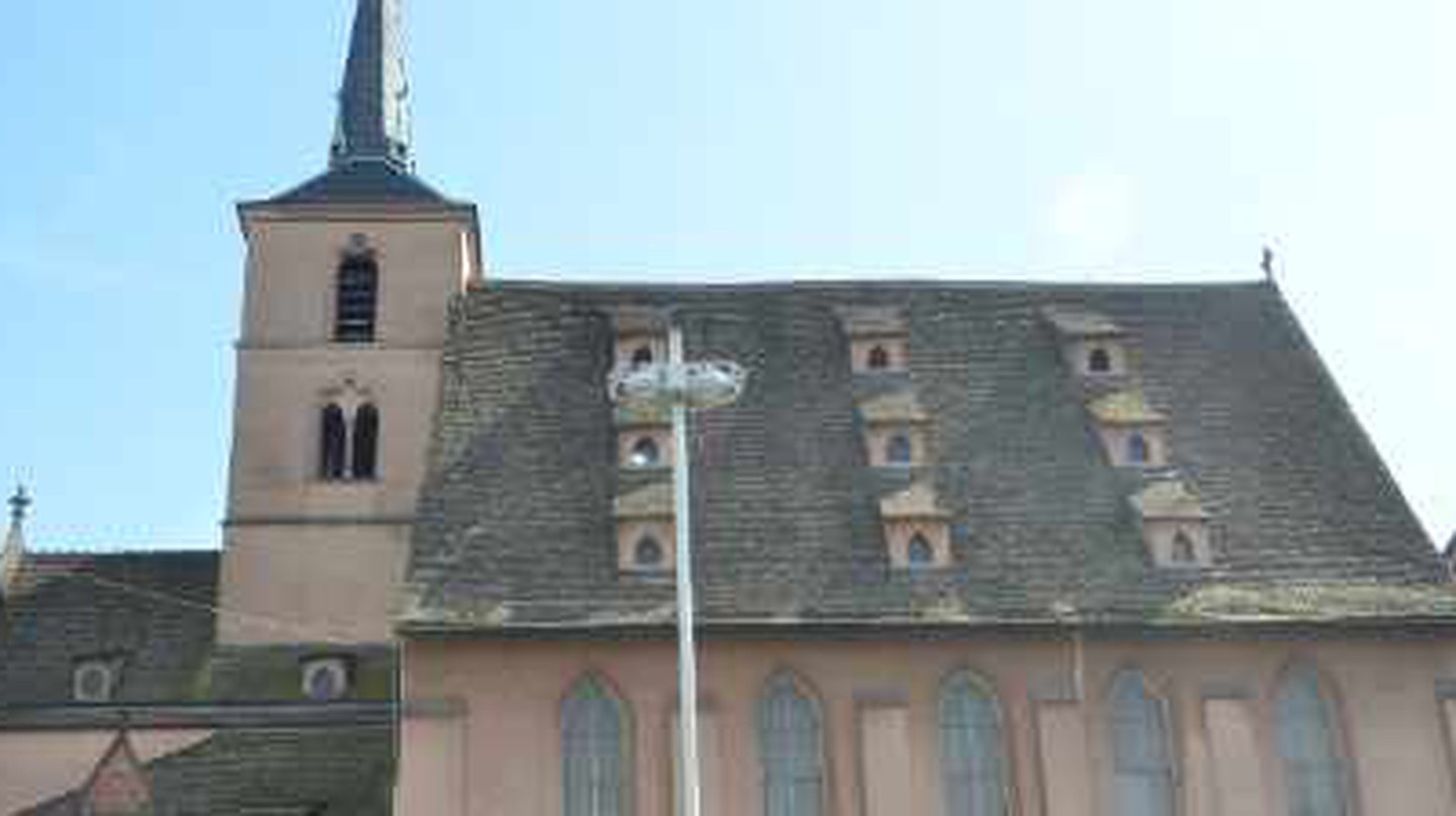 The Best Churches In Strasbourg