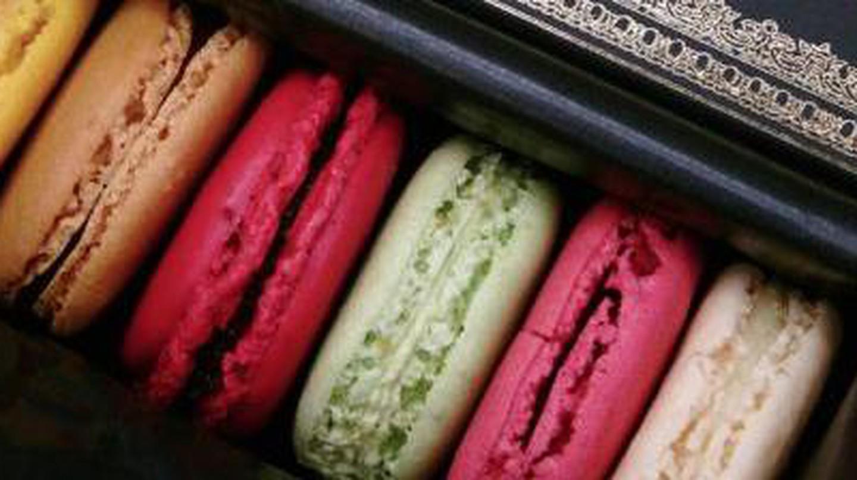 10 Exquisite Parisian Cafes, Let Them Eat Cake