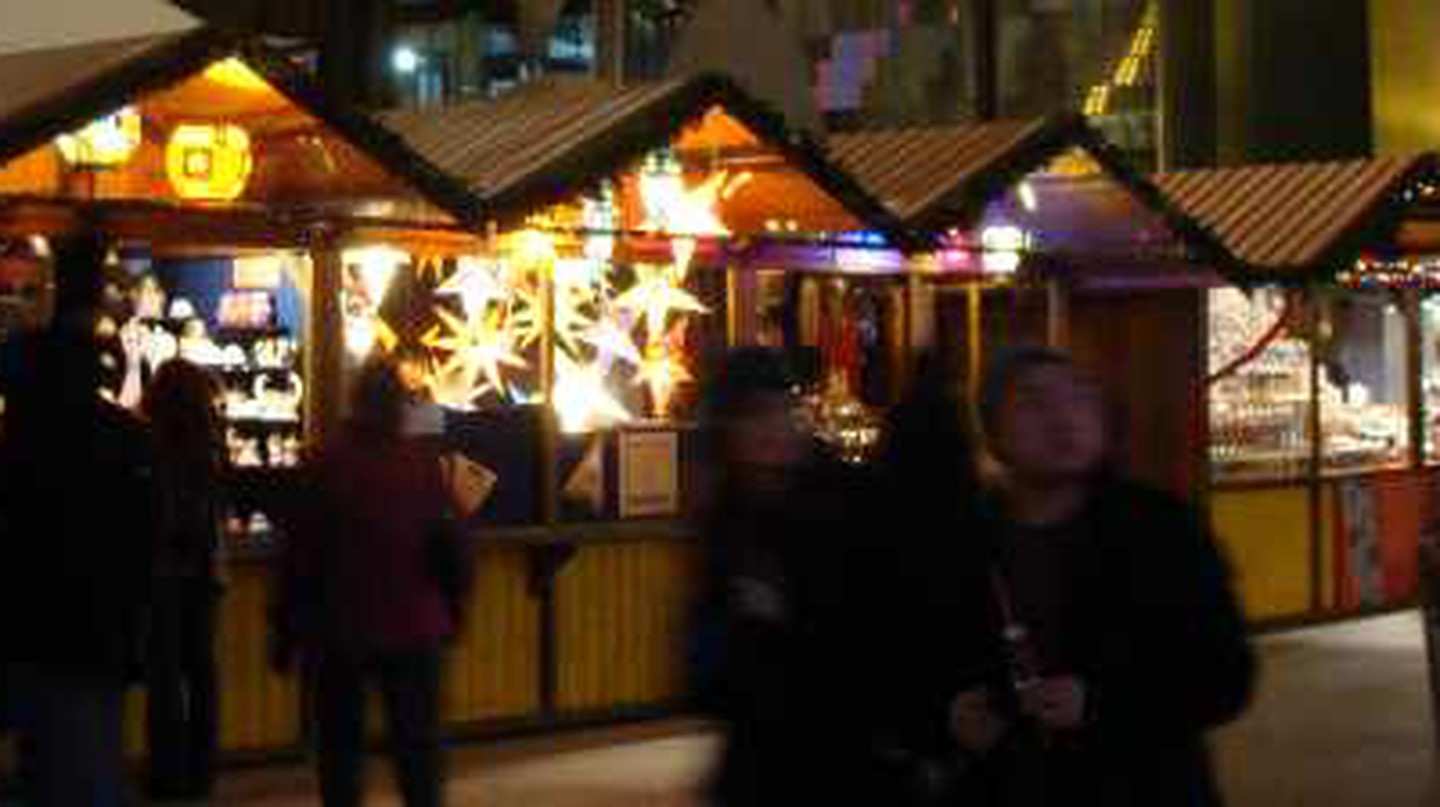 Top 10 Holiday Markets In Chicago
