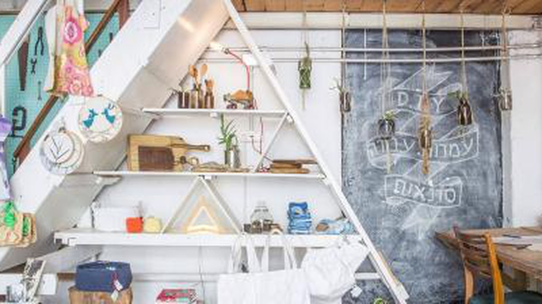 Unconventional Shops in Tel Aviv