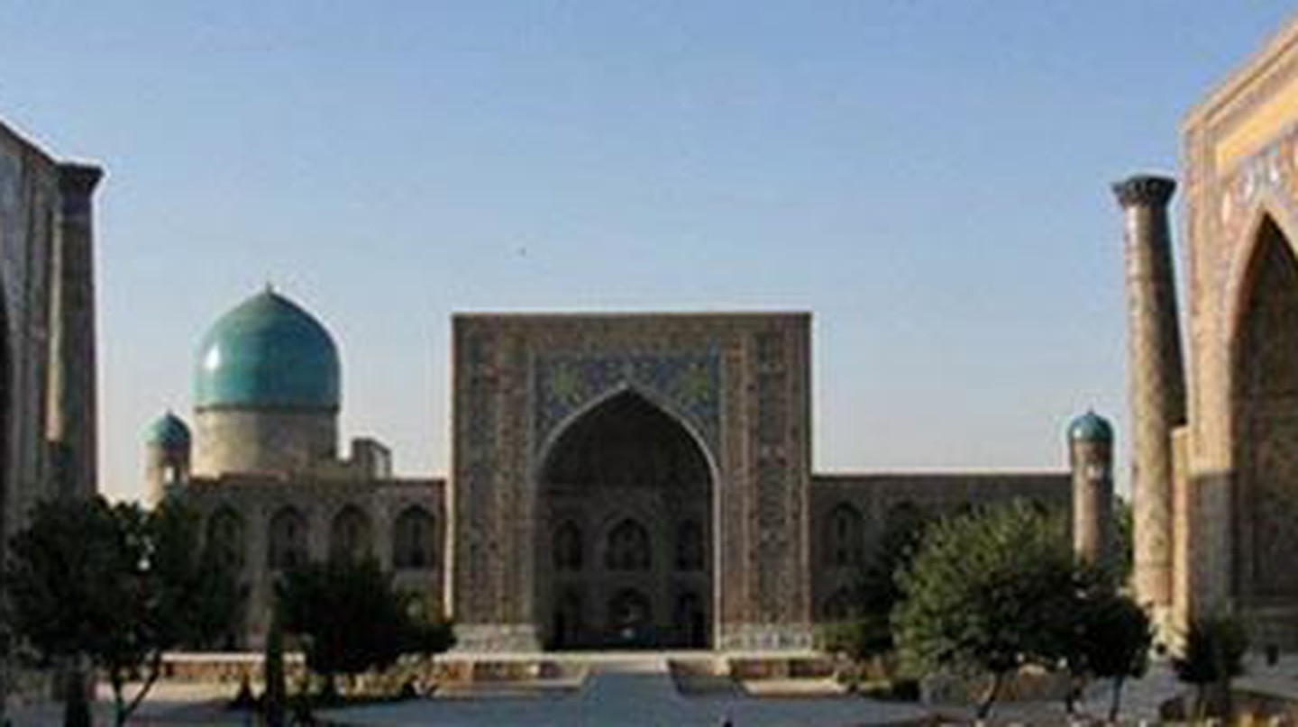 Uzbekistan's Samarkand And The Legacy Of Its Ruler Tamerlane