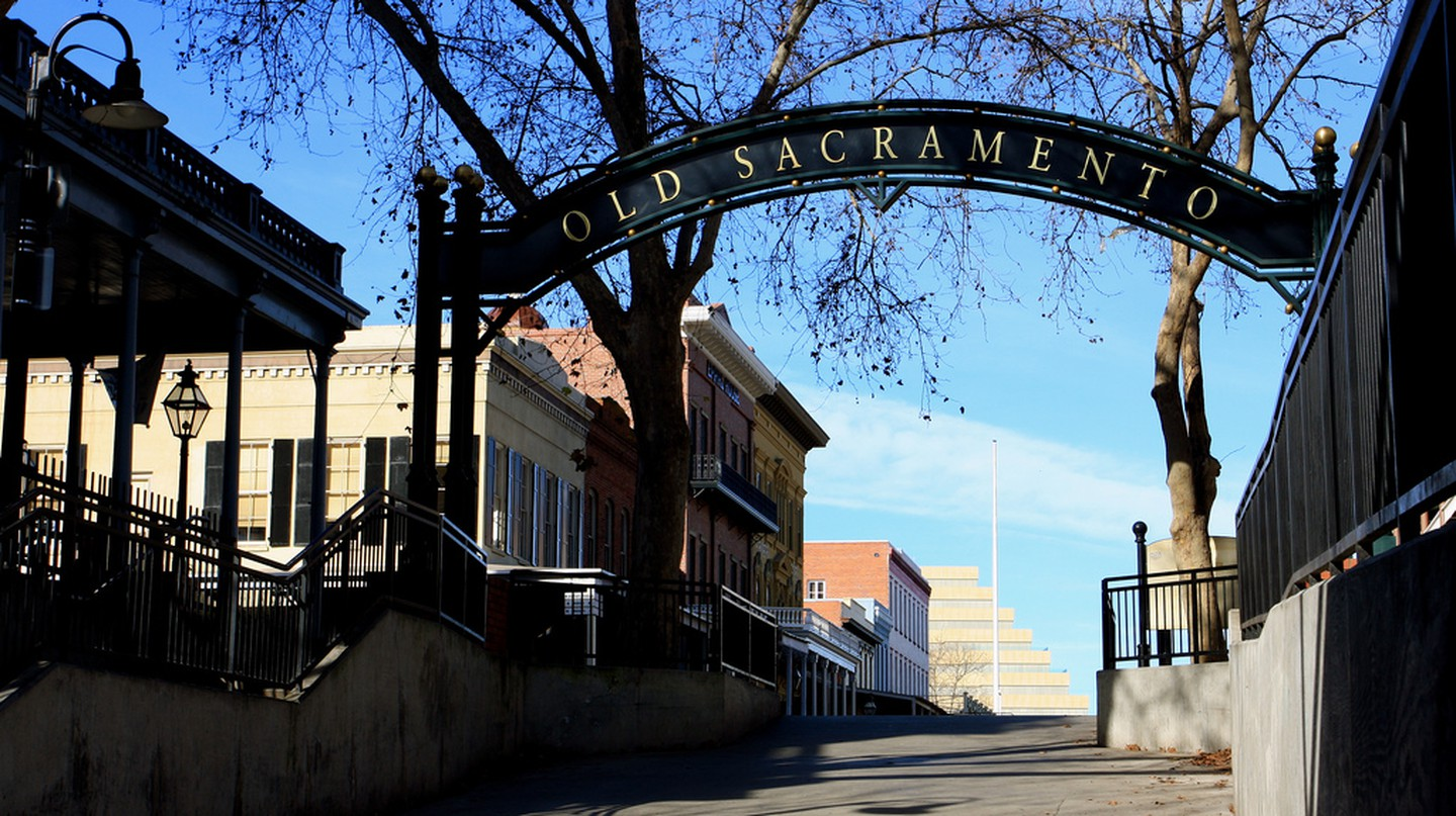 Old Sacramento |  © TravelingOtter/Flickr