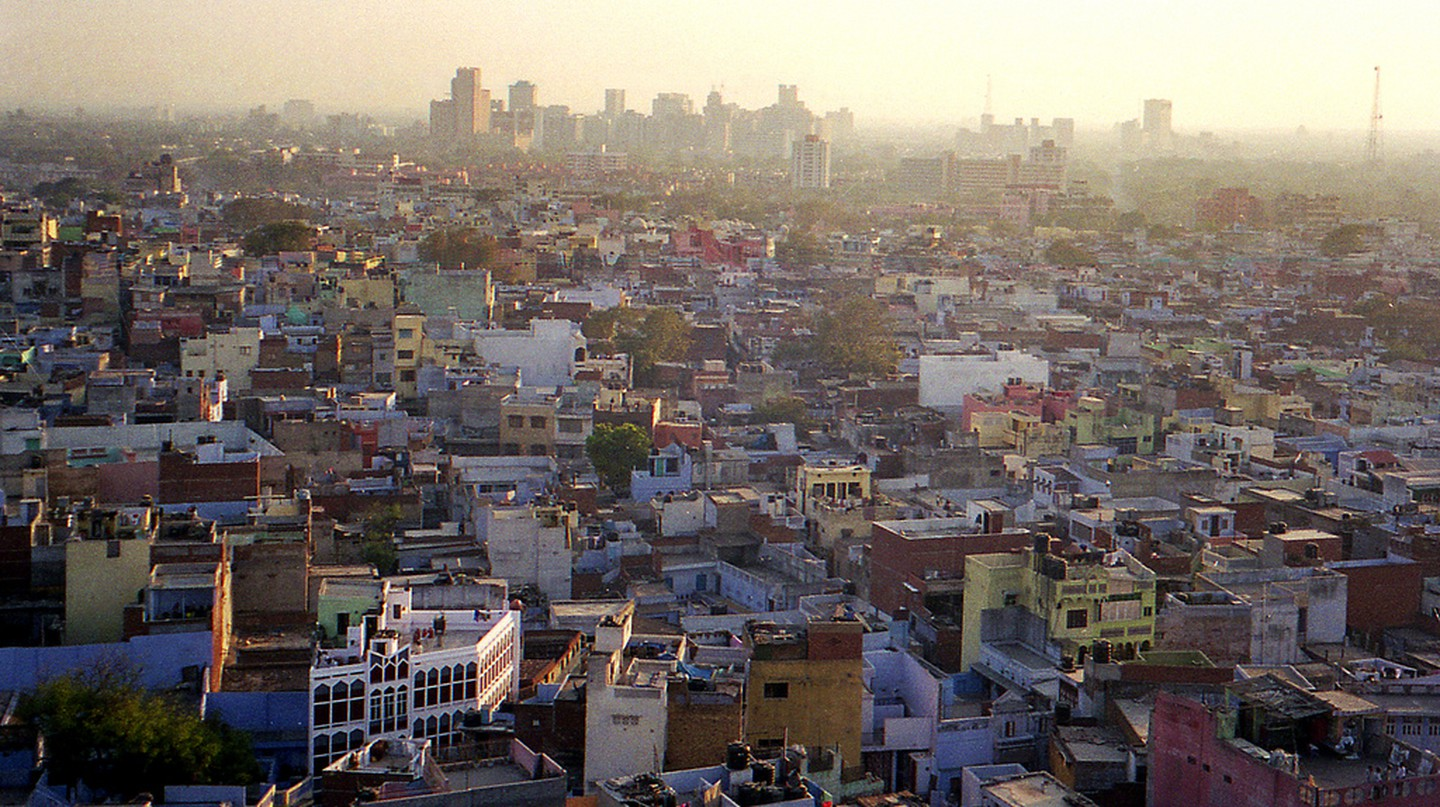 view of South Delhi | © Ryan/Flickr