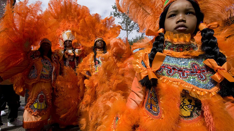 Fat Tuesday, Mardi Gras Parade| © Derek Bridges/Flickr