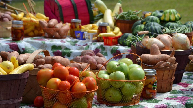 Market at Ag Heritage Park © Auburn Alumni Association