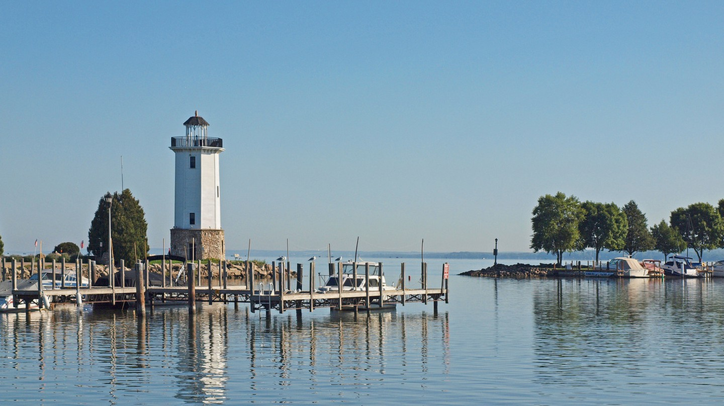 Fond du Lac lighthouse | ©Jim Bauer/Flickr