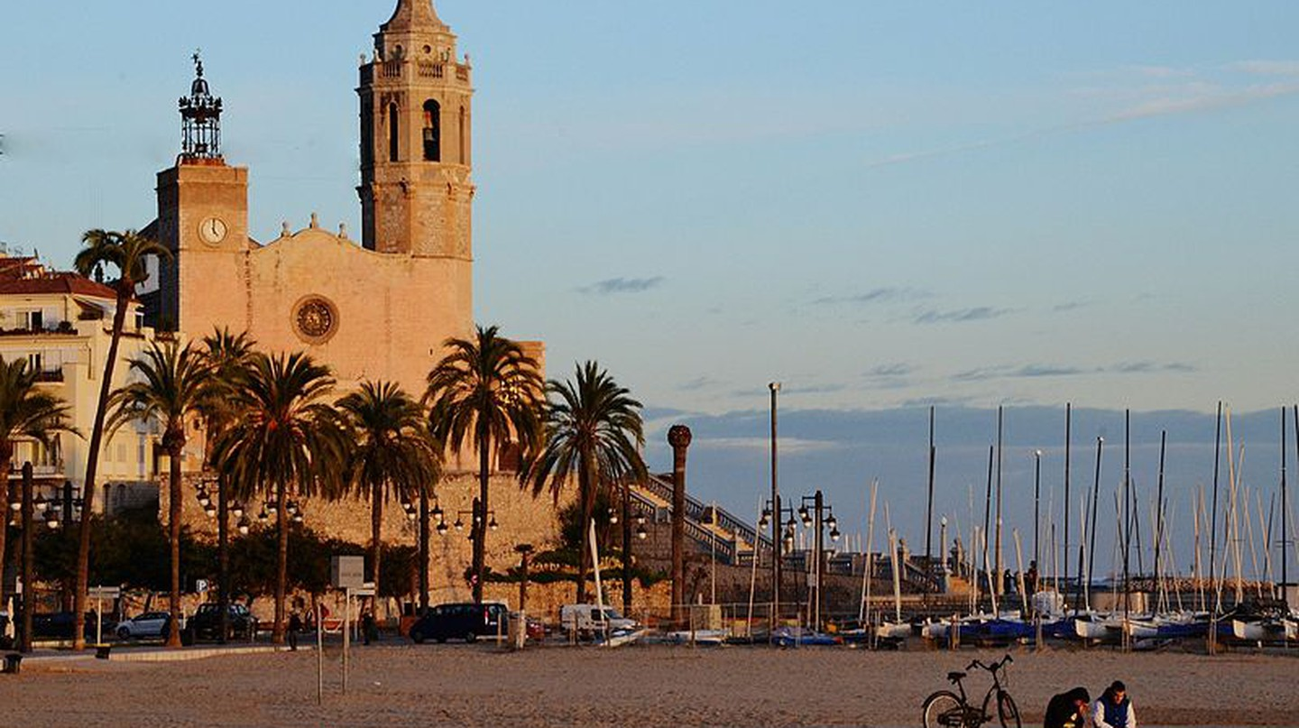 Sitges/ © Maria Rosa Ferre/WikiCommons