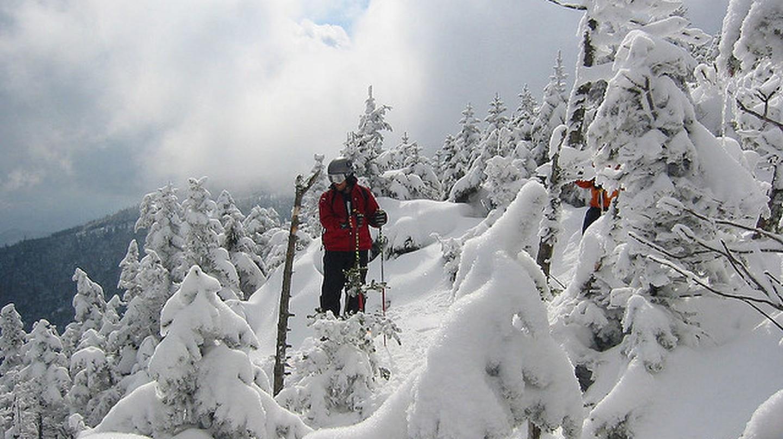 Skiing in Vermont | © dvs/Flickr