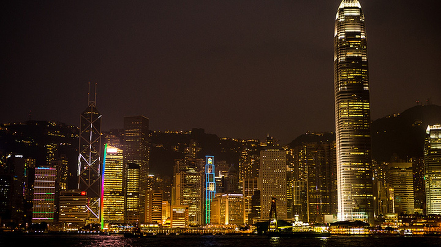 Hong Kong © cliff hellis|Flickr