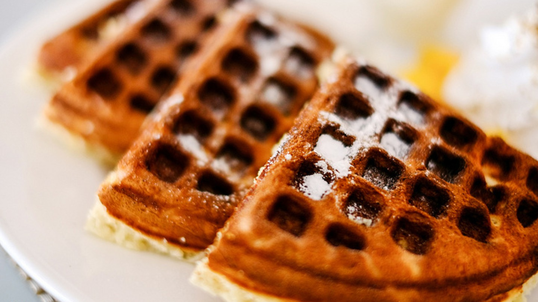 Waffles   ©Daniel Go/Flickr