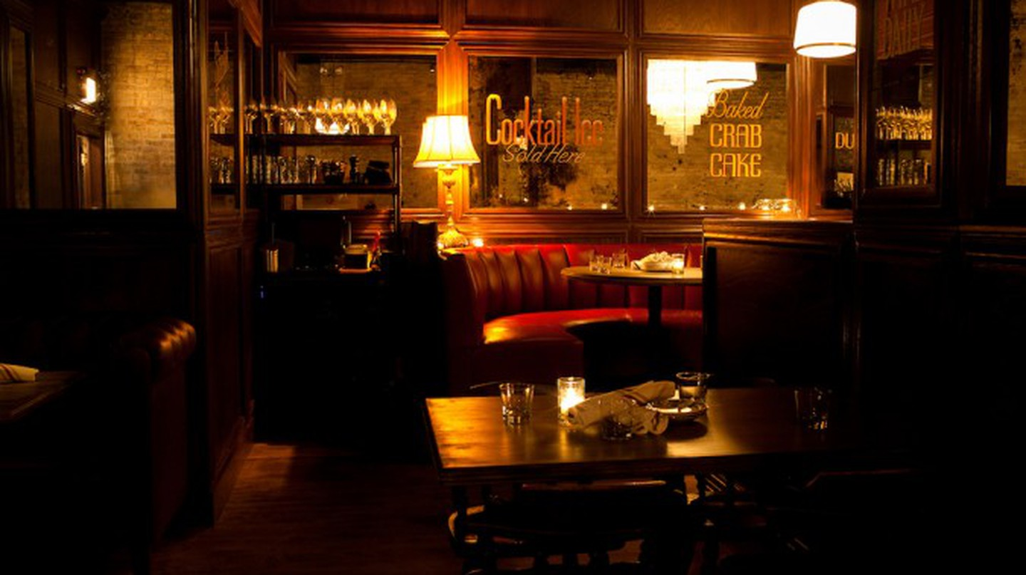 Bavette's interior | © Kari Skaflen/Courtesy of Bavette's Bar & Boeuf