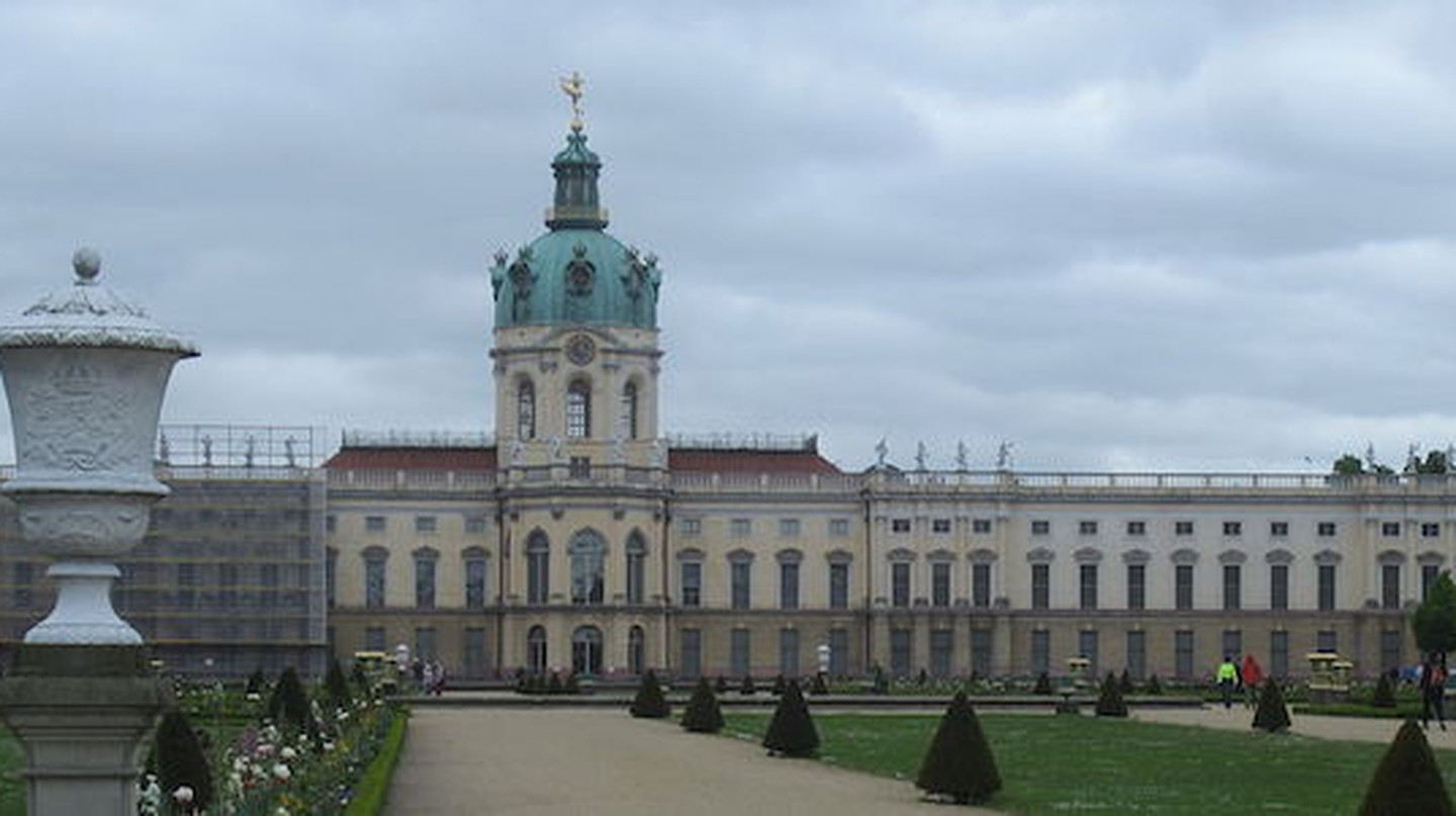 Charlottenburg Palace | © Another Believer/WikiCommons