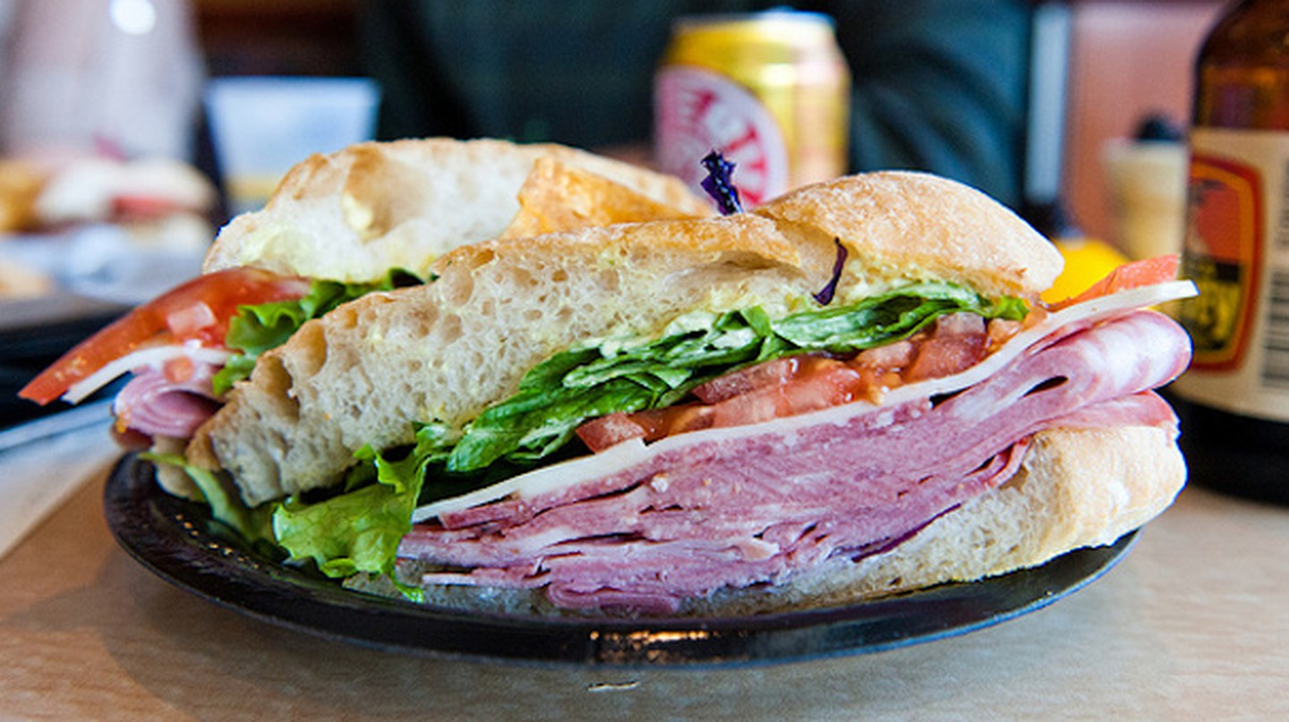 Cuban Sandwich | © star5112/Flickr