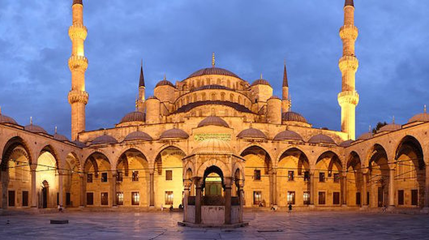 Blue Mosque | © Benh LIEU SONG/WikiCommons