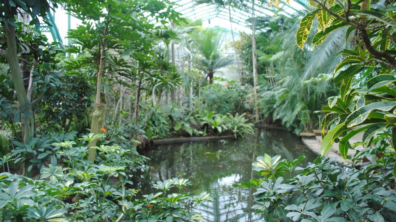 Jardins et Serres d'Auteuil