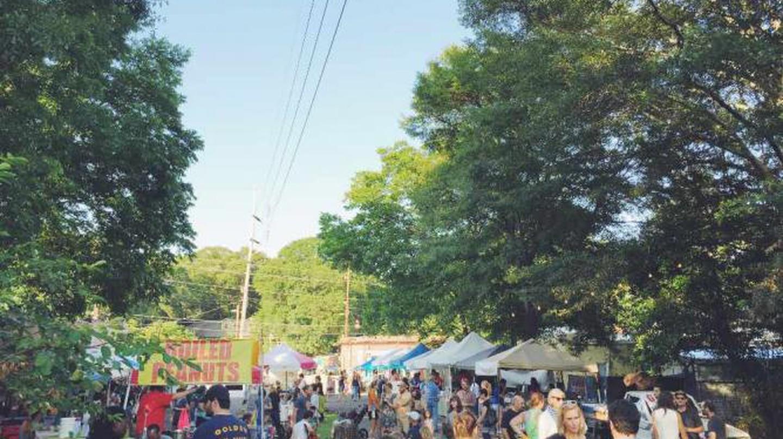 EAV Farmer's Market | Courtesy of Jenna Mobley