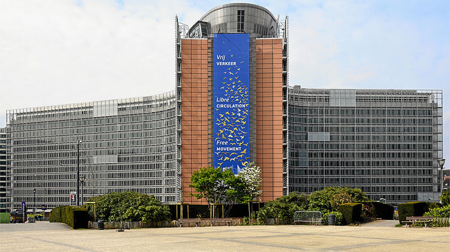 The bastion of the EU | © Stephane Mignon/WikiCommons
