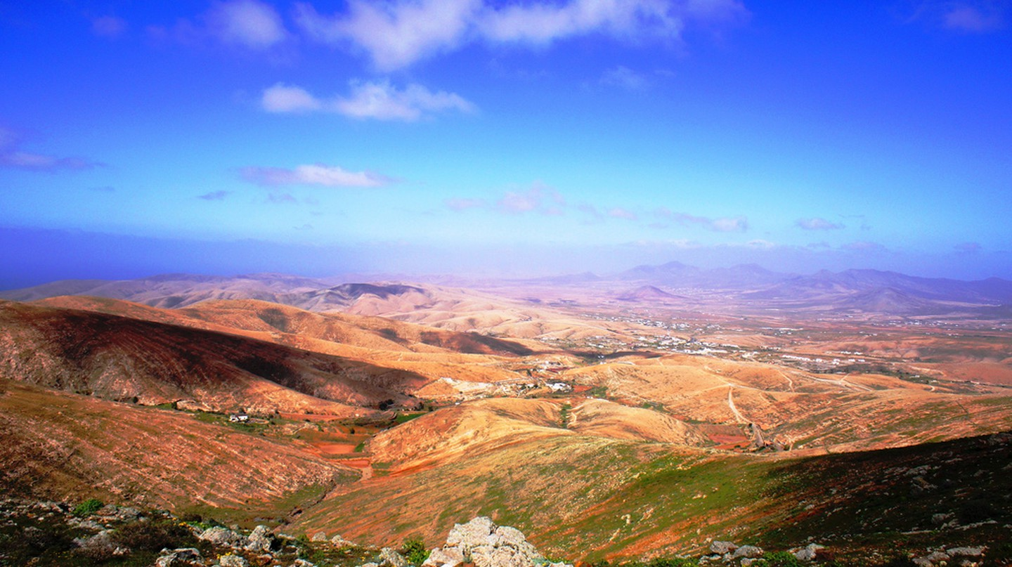 Fuerteventura from the interior | © Manu/Flickr