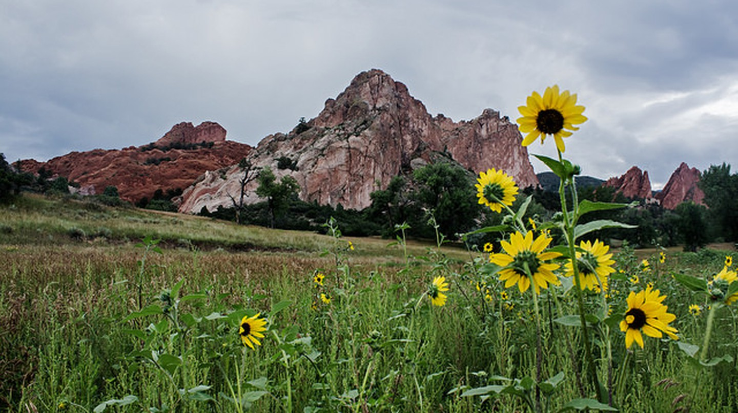 Garden of the Gods | ©mark byzewski/Flickr