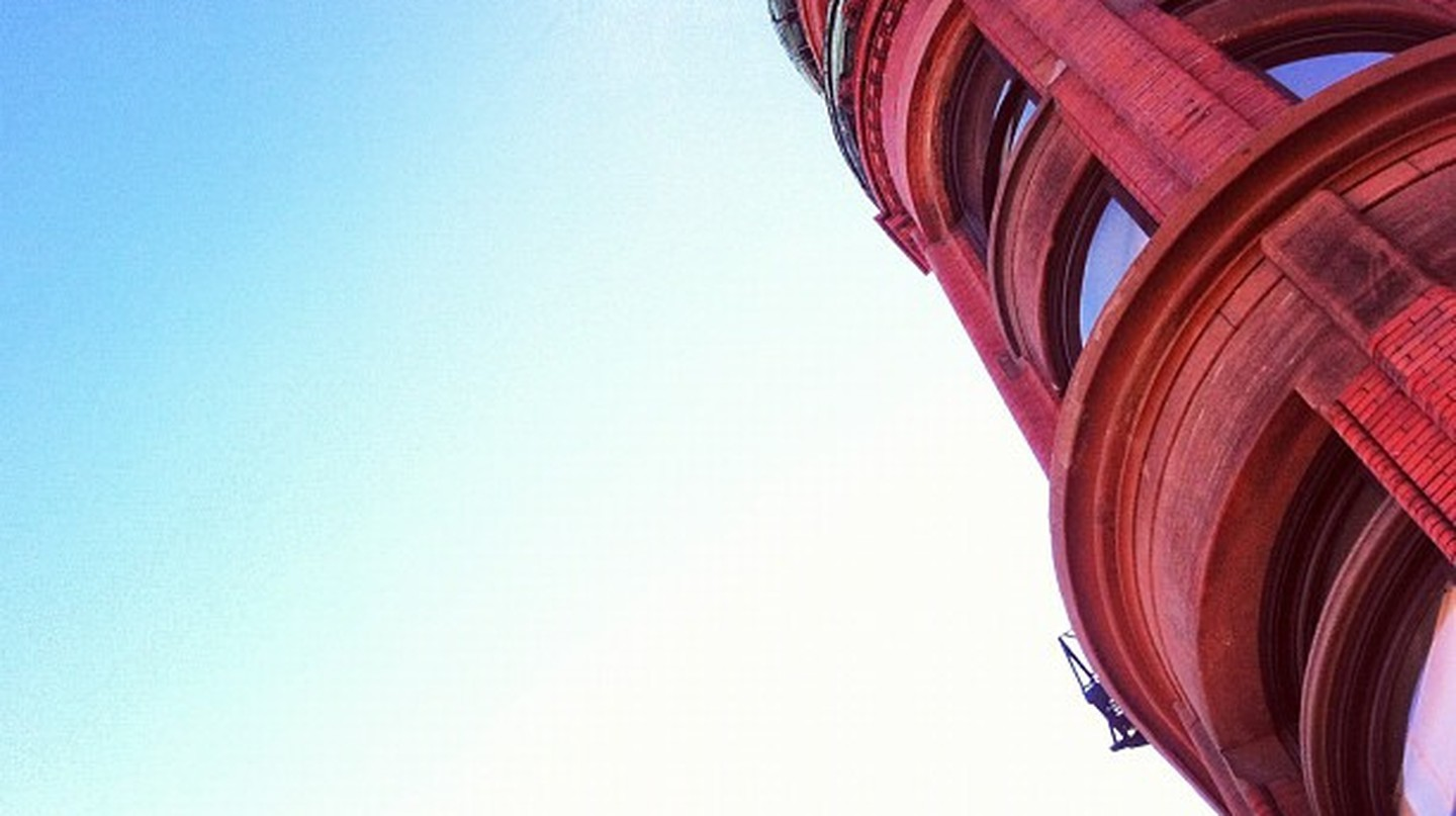 10 Stunning Photographs Of The Gooderham Building