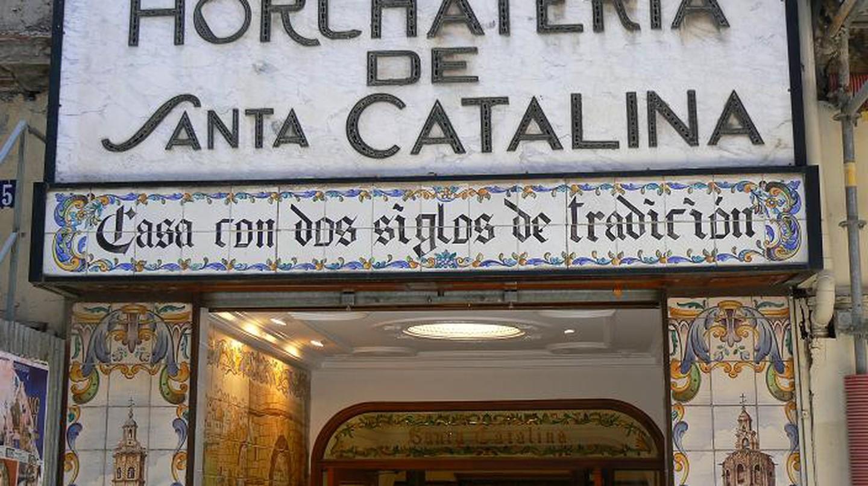 Horchatería de Santa Catalina   © Paul Arps/Flickr