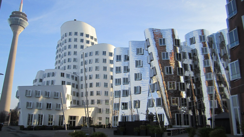 Neuer Zollhof buildings | © La Citta Vita/Flickr