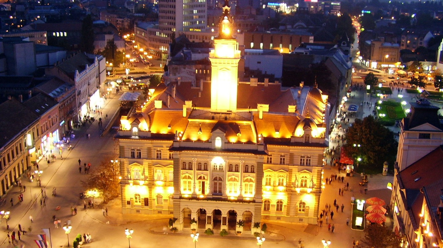 City Hall in Novi Sad | © Aleksandar Cocek/WikiCommons