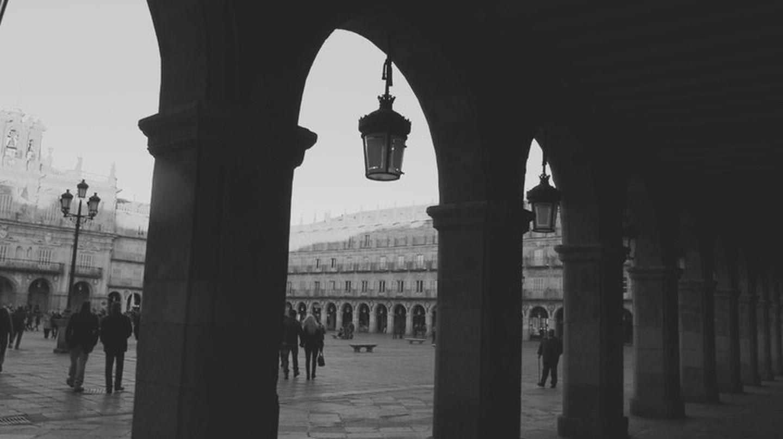 La Plaza Mayor  © Lucia Gonzalez