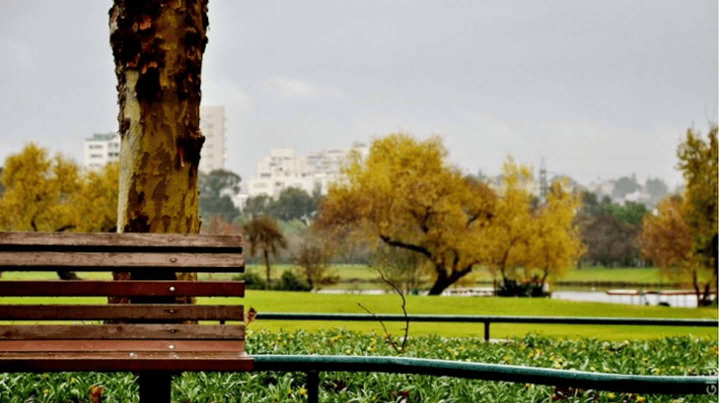 The Most Beautiful Parks and Green Spaces in Tel Aviv