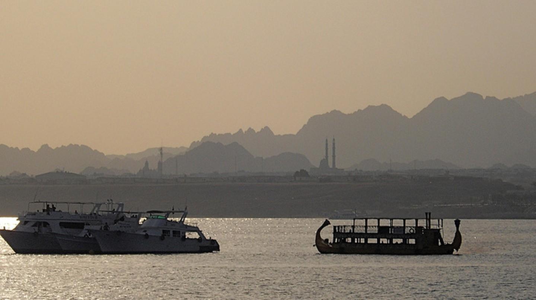 Mosque in Sharm | © Rev Stan/Flickr