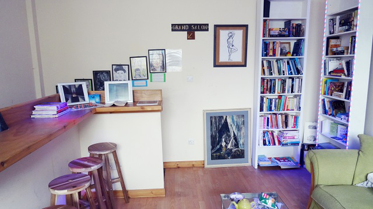 Interview With Sketchy Beats, Edinburgh's Cool New Arts Café